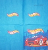 0099 Hot Wheels Rennwagen Race Serviette
