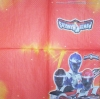 0630 Power Rangers Serviette