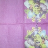 0914 Shrek Serviette