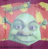 0998 Shrek Serviette