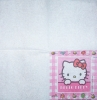 1245 Hello Kitty Serviette