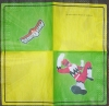 1572 Power Rangers Serviette
