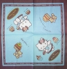 2067 Hello Kitty Serviette