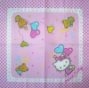2070 Hello Kitty Serviette