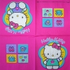 2072 Hello Kitty Serviette