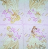 2462 Disney Princess Serviette