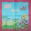 3729 Madagascar 2 Escape Africa Serviette