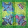 3907 Power Rangers Jungle Fury Serviette