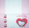 4008 Hello Kitty Serviette