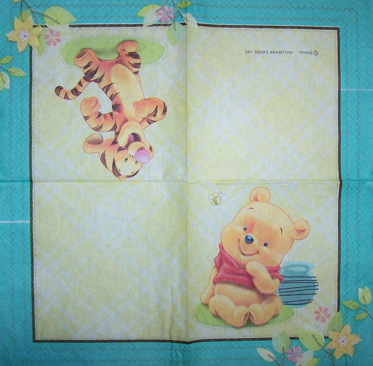 Winnie Pooh Servietten : 4284 winnie pooh baby serviette ~ Sanjose-hotels-ca.com Haus und Dekorationen