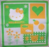 4802 Hello Kitty Serviette