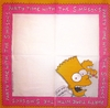 6485 Simpsons Serviette