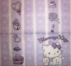 6590 Charmmy Kitty Serviette