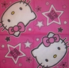 6824 Hello Kitty Serviette