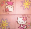 6916 Hello Kitty Serviette