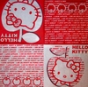 6975 Hello Kitty Serviette