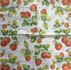 11900 Strawberry Plant Serviette