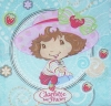 0084 Emily Erdbeer Strawberry Shortcake Serviette