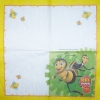 0138 Bee Movie Serviette