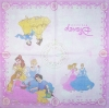 0139 Disney Princess Serviette