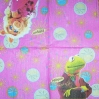 0153 The Muppets Serviette