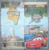 0161 Disney Pixar Cars Serviette