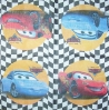 0179 Disney Pixar Cars Serviette