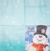 0189 Frosty the Snowman Serviette