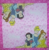 0311 Disney Princess Serviette