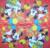 0328 Mickey und Minnie Serviette