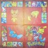 0338 Pokemon Serviette