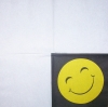 0344 Smiley Serviette
