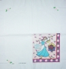 0380 Disney Princess Belle Beauty & Beast Serviette