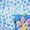 0407 Mickey Minnie und Goofy Serviette