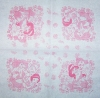 0438 Disney Princess Serviette