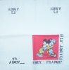 0622 Mickey und Minnie Serviette