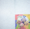 0625 Teletubbies Serviette