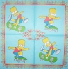 0693 Simpsons Serviette