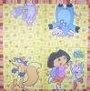 0694 Dora the Explorer Serviette