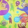 0707 Teletubbies Serviette