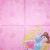 0722 Disney Princess Serviette
