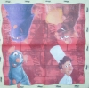 0743 Disney Pixar Ratatouille Serviette