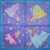 0745 Pretty Princess Serviette