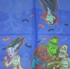 0855 Universal Studios Monsters Serviette