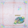 0859 Lilo & Stitch Serviette