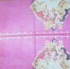 0901 Disney Princess Serviette