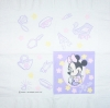 0917 Minnie Maus Serviette