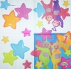 0972 Teletubbies Birthday Serviette