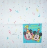 1047 Mickey und Minnie Birthday Serviette