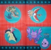 1090 Pokemon Serviette